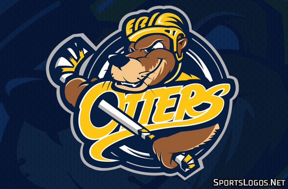 You Otter Know Erie Updates Old Look for New Logo