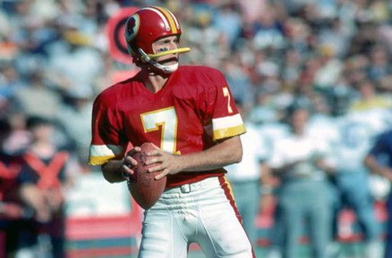 9e66fd448 Theismann Gives Blessing for Redskins to Re-Issue Number 7 Jersey ...