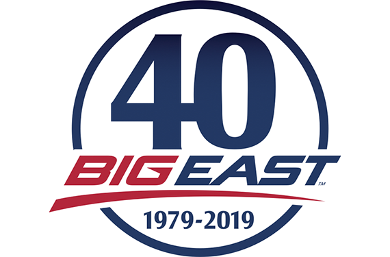 Big East Conference Unveils 40th Anniversary Logo