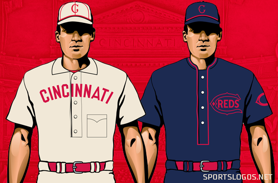 Reds Throwing Back to 1902, 1911 Uniforms This Weekend