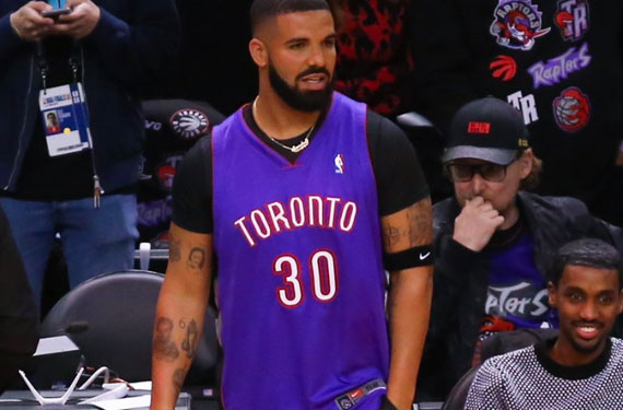 From A Collector to Courtside: How Drake Got His Curry Jersey