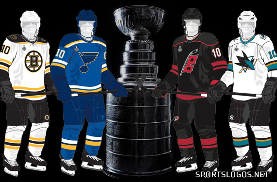e69dc2acd4d Ranking the 2019 Stanley Cup Final Uniform Matchups