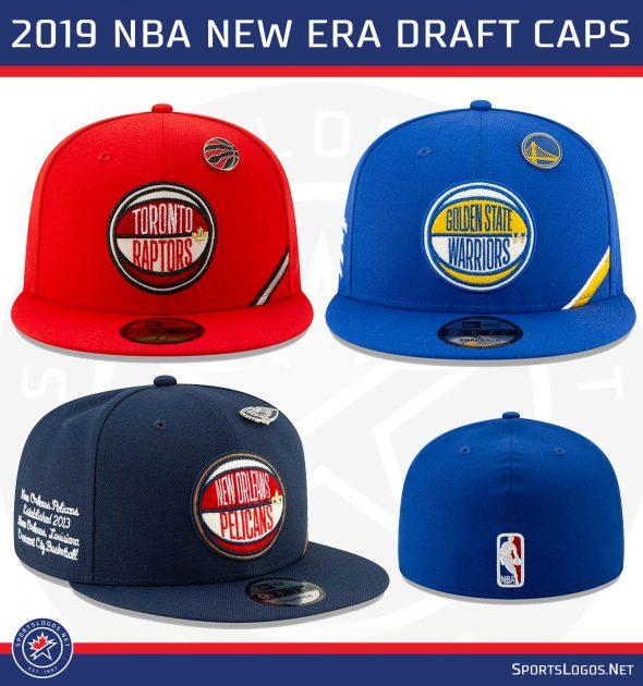 The 2019 Nba Draft Cap Collection Chris Creamer S Sportslogos