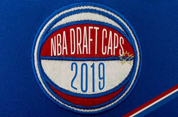 The 2019 NBA Draft Cap Collection