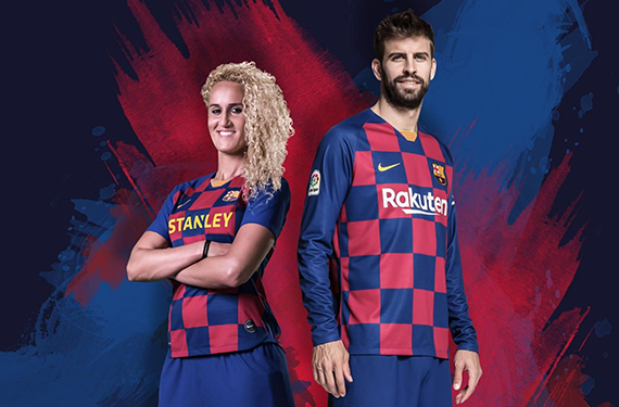 FC Barcelona: New Home Kit Inspired By Eixample District
