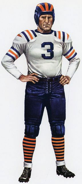 huge selection of 61bc9 36fb2 Leak: Chicago Bears Centennial Throwback Uniform | Chris ...