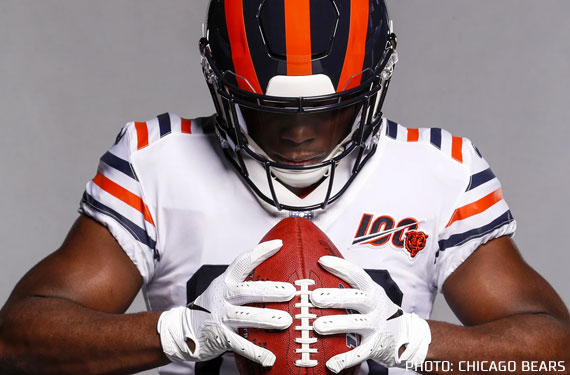 Chicago Bears Throw Back to 1936 for New Uniform | Chris