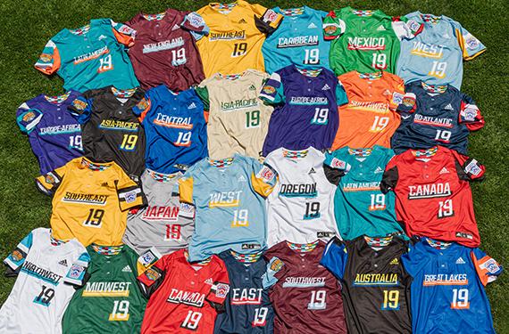 Adidas Reveals Uniforms For 2019 Little League Baseball, Softball World Series