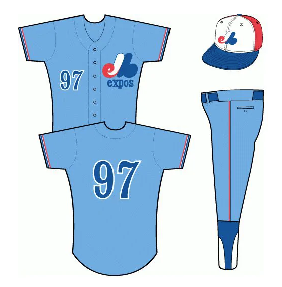 Montreal Expos throwback jerseys are making an Major League Baseball comeback next month