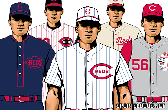 Studio Stories: An Inside Look at the Creation of the Reds 15 Throwback Uniforms