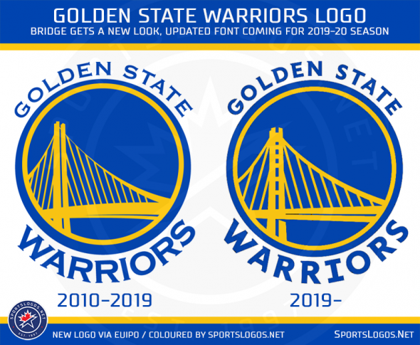 newest collection 747f9 470ff New Logos, Uniforms for Golden State Warriors in 2020 ...