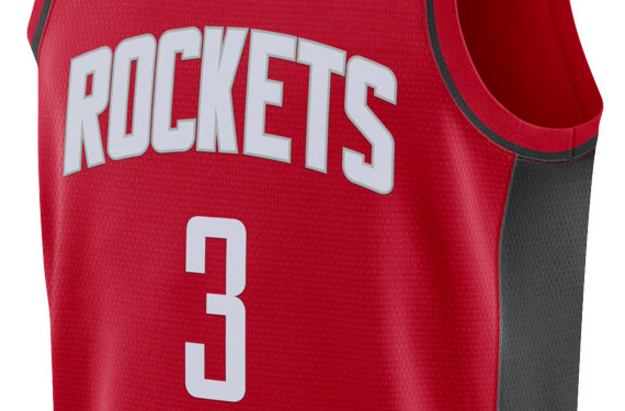 Houston Rockets Unveil New Uniforms, Bring Back Classic Look for 2020