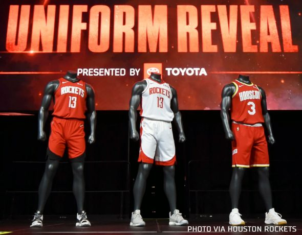 Nba New Uniforms 2020 Houston Rockets Unveil New Uniforms, Bring Back Classic Look for