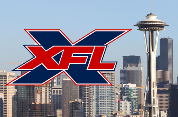 Seattle XFL Trademarks Five Potential Team Names