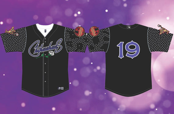 El Paso Chihuahuas pay tribute to Selena with jerseys