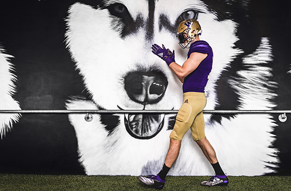 Washington Huskies Officially Unveil New adidas Football Uniforms