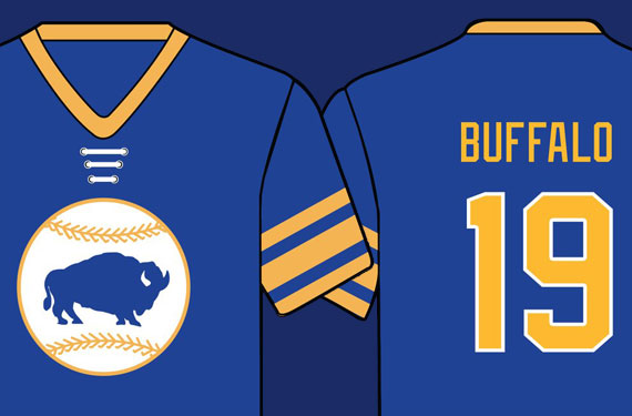 Buffalo Bisons to wear Sabres jerseys on Hockey Night