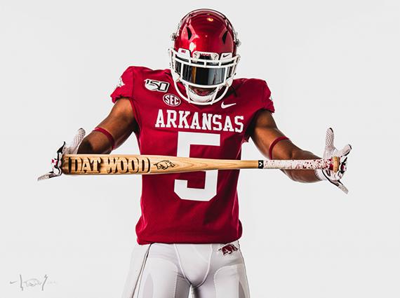 Arkansas Razorbacks Unveil Throwback Football Uniform ...