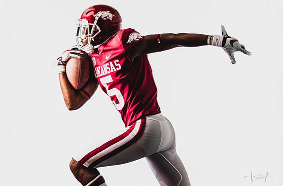 Arkansas Razorbacks Unveil Throwback Football Uniform