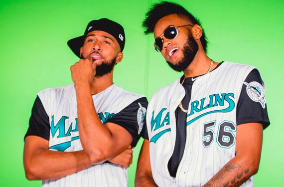 Marlins Throwing Back to the 90s For Three