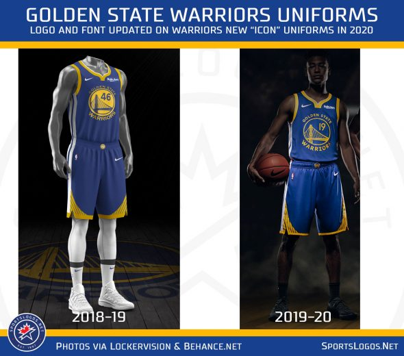 Golden State Warriors' New Uniforms Reportedly Leaked Online