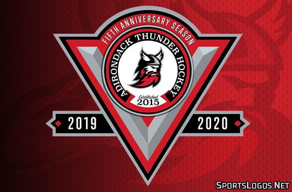 ECHL Thunder Celebrate Five Seasons in Adirondack