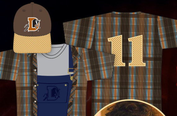 Durham Bulls go to Eleven with Stranger Things unis