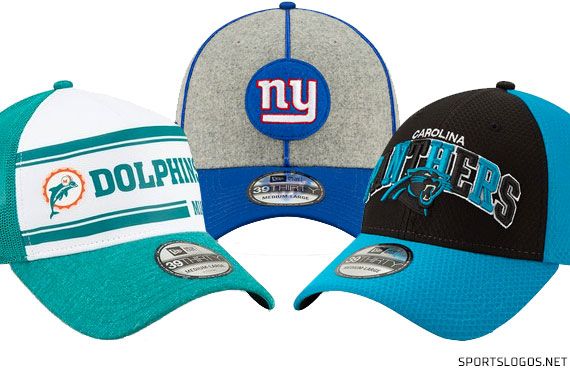 NFL, New Era Go Back Through Time for 2019 Sideline Caps