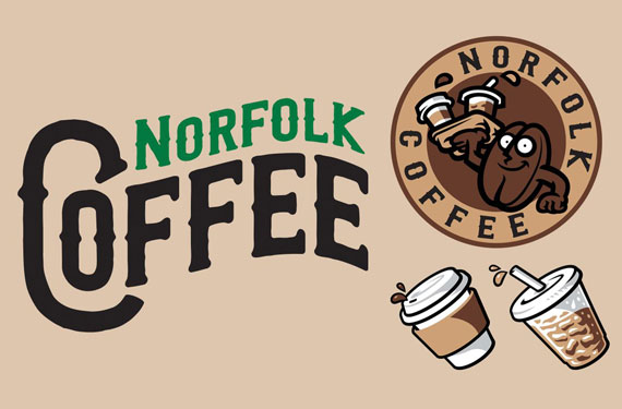 Norfolk Tides pay homage to coffee with promo