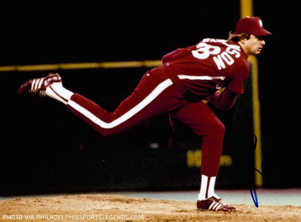 official photos 2443f 6262a Phillies Infamous All-Burgundy Uniforms Return Today ...