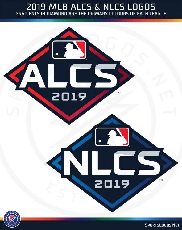 Alcs 2019 Schedule 2019 World Series, Postseason Logos Officially Revealed by MLB