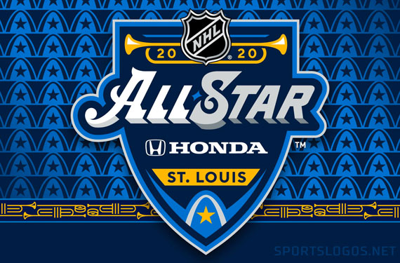 NHL Unveils 2020 All-Star Game Logo, Hosted by St Louis Blues