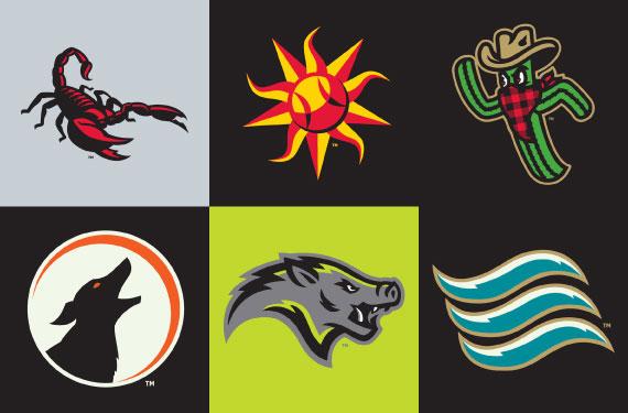 Arizona Fall League updates team logos