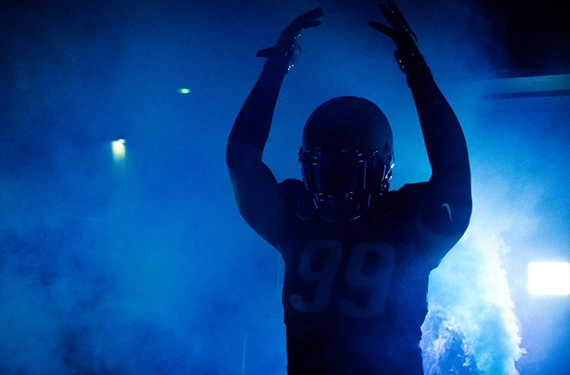 Boise State Broncos Unveil New All-Black Football Uniforms