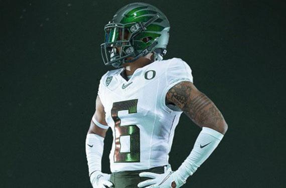 best service 983a5 52fb3 Oregon Ducks Unveil New Uniforms, Nike Vapor Fusion Template ...
