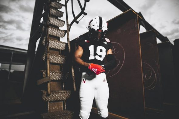 Nebraska football fans love team's new alternate black jerseys