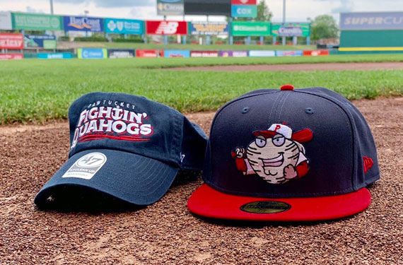 PawSox introduce Fightin' Quahogs