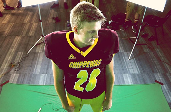 Central Michigan Chippewas Unveil Updated Uniforms