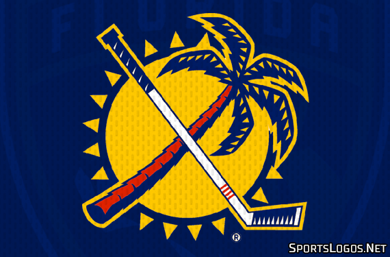 Florida Panthers Original Palm Tree Logo Returns