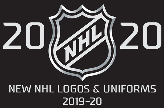 New NHL Logos and Uniforms 2020