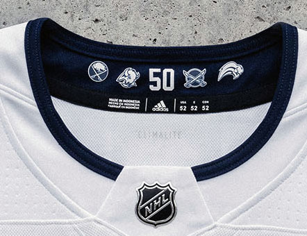 The Buffalo Sabres debut a gold jersey for their special season