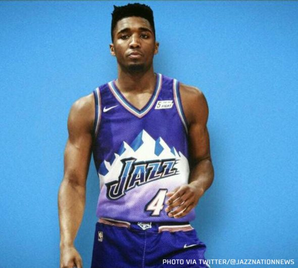 the latest d6891 fd8b2 Leak: Utah Jazz Latest to Throw Back to the 1990s | Chris ...