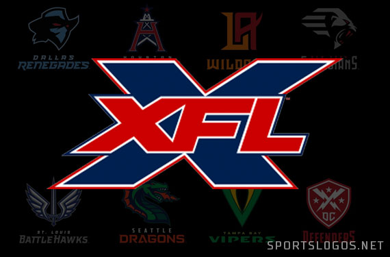 XFL 2020: Every Team, Their Logos and Uniforms
