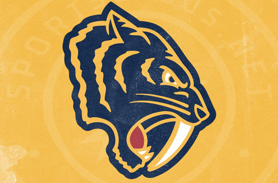 Nashville Predators Faux It Back for 2020 Winter Classic Logo