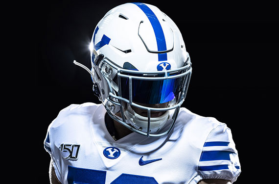 Unveil Retro-Inspired Alternate BYU Uniforms  Cougars