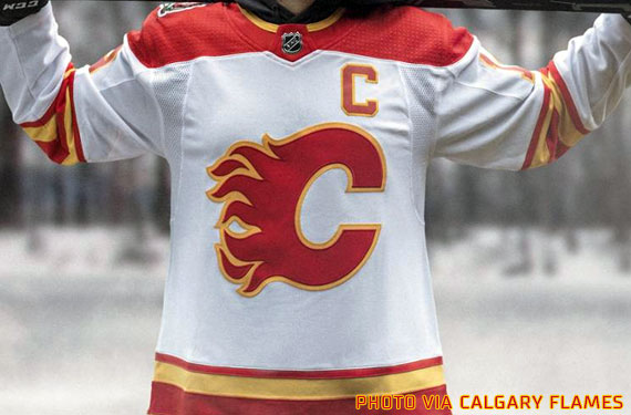 Calgary Flames Reveal 2019 Heritage Classic Uniform
