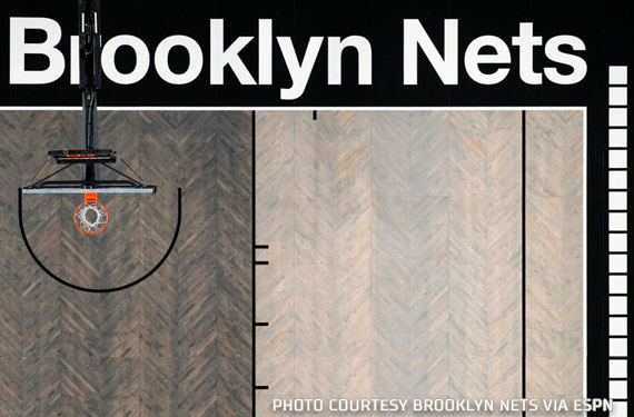 Nets Go Grey With New Court, Biggie Jerseys to Return