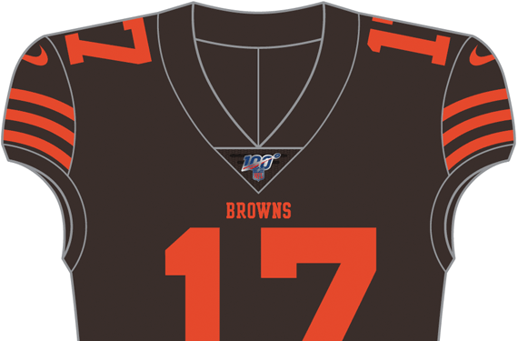 "Cleveland Browns Swap Uniforms, ""ColorRush"" Now Primary Home Set"