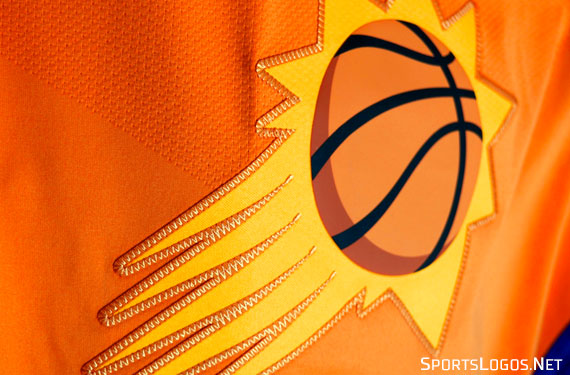 Phoenix Suns Go All-In on Orange, Unveil New Statement Uniform