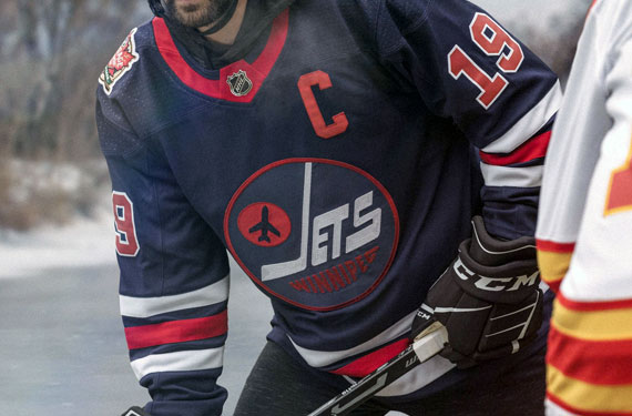 separation shoes cd7ba 23d81 Winnipeg Jets Remember the WHA with New Heritage Classic ...